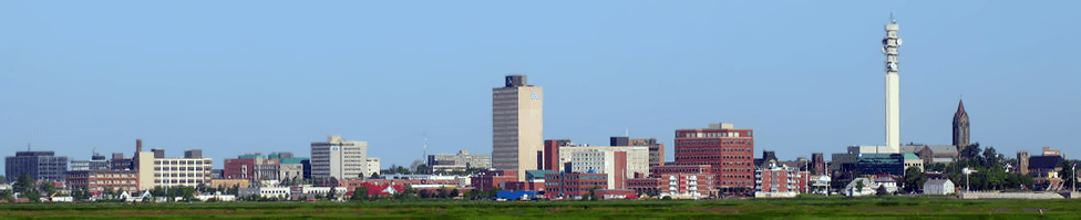 Moncton janitorial service: moncton skyline