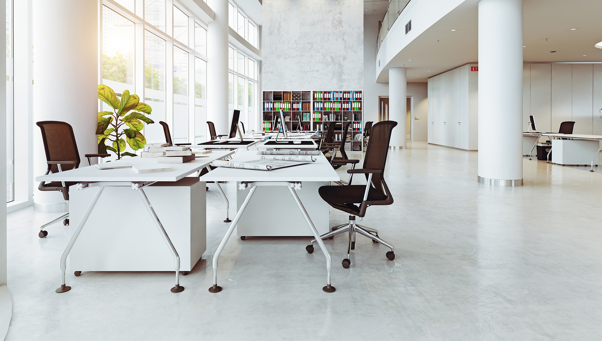 Decca Janitorial Services how to clean office