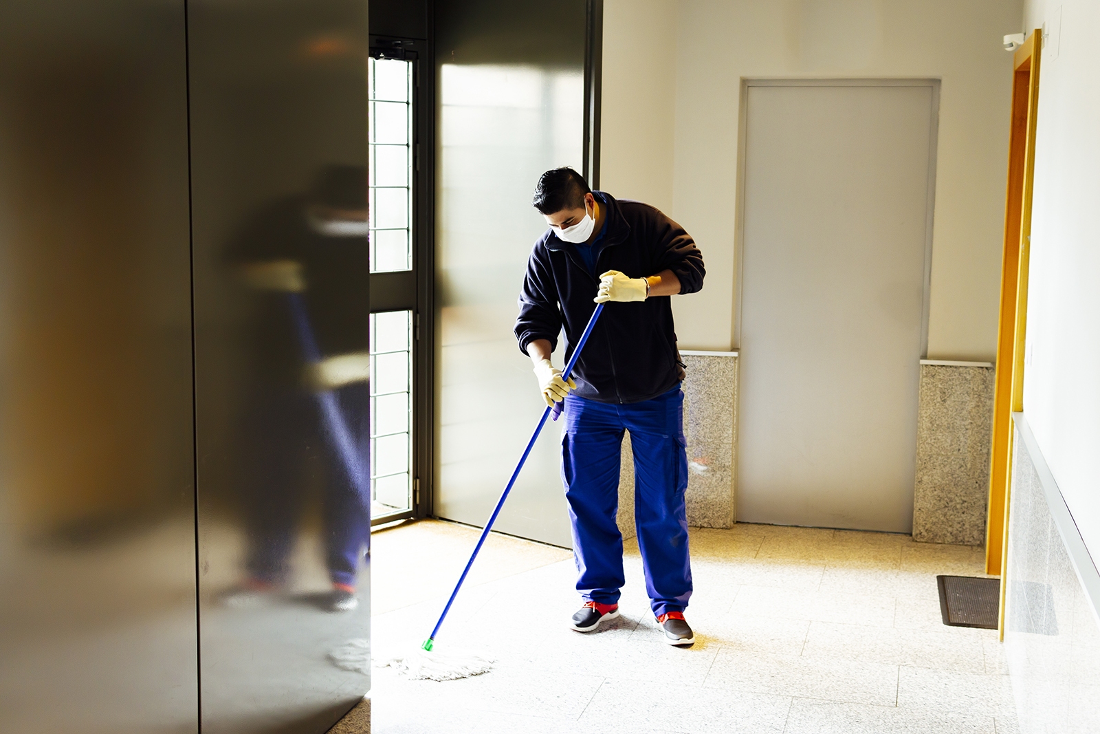 Decca Janitorial summer office cleaning